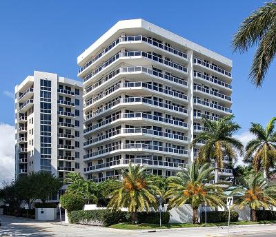 West Palm Beach Condo For Sale: 1617 Flagler Drive #201