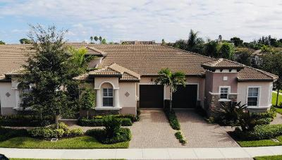 Delray Beach Single Family Home For Sale: 14799 Barletta Way