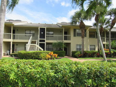 Boynton Beach Condo For Sale: 36 Eastgate Drive #C