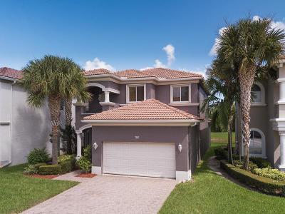 Boynton Beach Single Family Home For Sale: 7110 Ivy Crossing Lane
