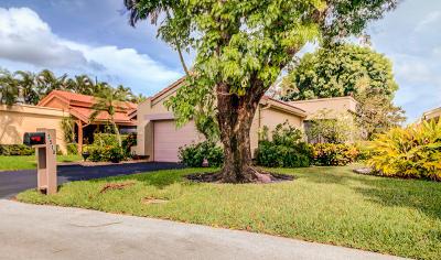 Boynton Beach Single Family Home For Sale: 5510 Piping Rock Drive
