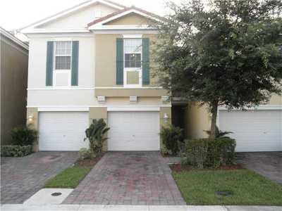 West Palm Beach Rental For Rent: 815 Pipers Cay Drive