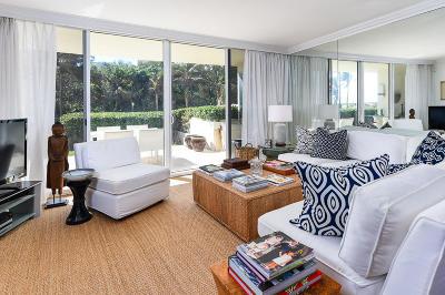Palm Beach Rental Leased: 2774 S Ocean Boulevard #105