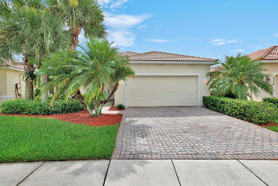 West Palm Beach Single Family Home For Sale: 8540 Pine Cay