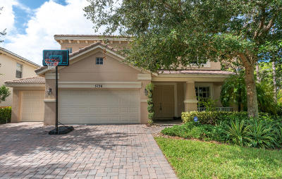 Hobe Sound Single Family Home For Sale: 5736 SE Crooked Oak Avenue
