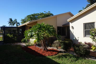 Delray Beach Single Family Home For Sale: 2518 NW 10th Street