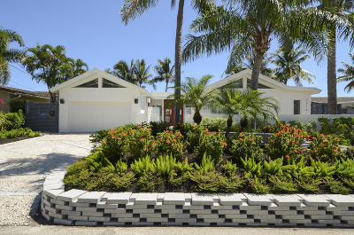 Wilton Manors Single Family Home For Sale: 2218 NE 17 Avenue