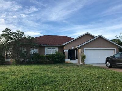 Port Saint Lucie Single Family Home For Sale: 313 SW Donna Terrace