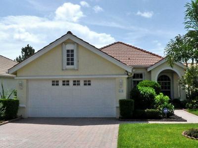 Port Saint Lucie Single Family Home For Sale: 538 SW New Castle Cove
