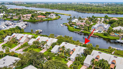 Jupiter Single Family Home For Sale: 4202 Captains Way