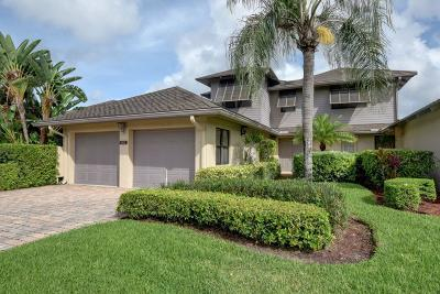 Boca Raton Townhouse For Sale: 19699 Waters Pond Lane #602