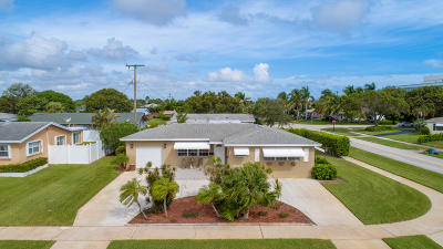 North Palm Beach Single Family Home For Sale: 401 Inlet Road