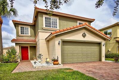 Port Saint Lucie Single Family Home For Sale: 2126 SW Newport Isles Boulevard