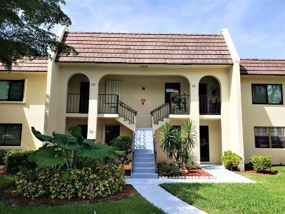 Royal Palm Beach Condo For Sale: 145 Lake Nancy Lane #227