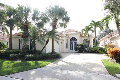 West Palm Beach Single Family Home For Sale: 7708 Red River Road