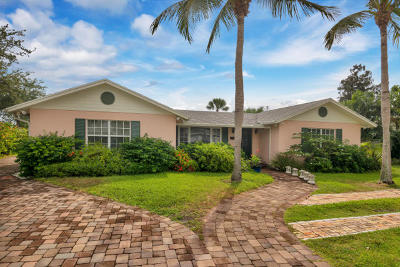 Delray Beach Single Family Home For Sale: 701 NE 3rd Avenue