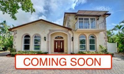 Boca Raton Single Family Home For Sale: 117 NW 8th Street
