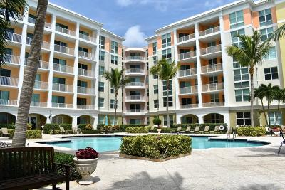 Lantana Condo For Sale: 806 E Windward Way #213