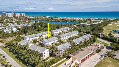Juno Beach Townhouse Contingent: 454 Juno Dunes Way