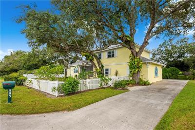Martin County Single Family Home For Sale: 595 SW Harbor Street