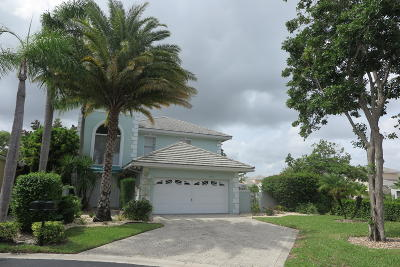 Boca Raton Single Family Home Contingent: 23281 Butterfly Palm Court