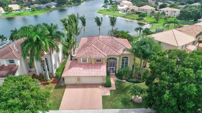 Lake Worth Single Family Home For Sale: 7600 Hollington Place
