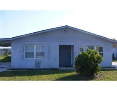 Fort Pierce Multi Family Home For Sale: 2618 S 29th Street