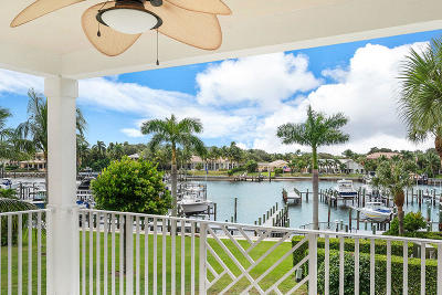 Juno Beach Condo For Sale: 424 Bay Colony Drive #With Boa