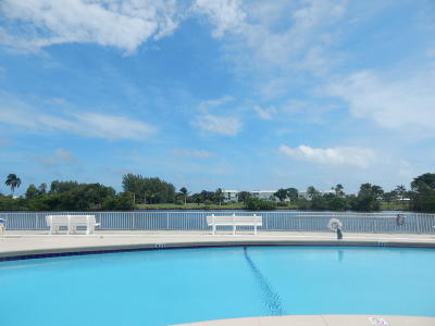 Boynton Beach Condo For Sale: 2442 S Federal Highway #Apt 10