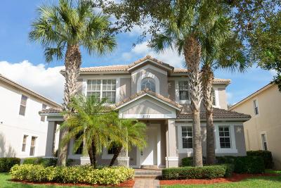 Palm Beach Gardens Single Family Home For Sale: 8121 Bautista Way