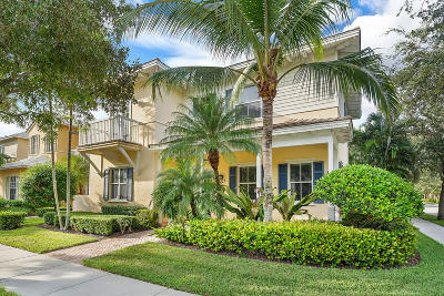 Jupiter Single Family Home For Sale: 137 Inkberry Drive