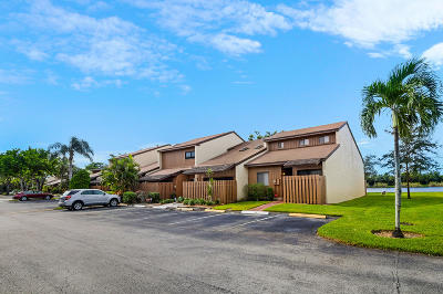 Davie Townhouse For Sale: 4221 S Pine Island Road #1106