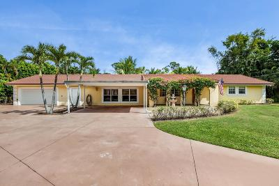 West Palm Beach Single Family Home For Sale: 5541 Dryden Road