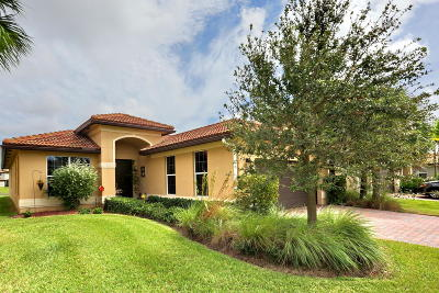 Lake Worth Single Family Home For Sale: 7148 Damita Drive