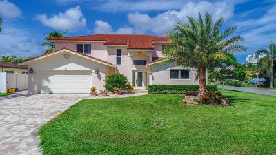 Palm Beach County Single Family Home For Sale: 811 SE 31st Street
