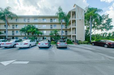 Delray Beach Condo For Sale: 14307 Bedford Drive #308