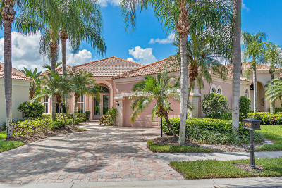 West Palm Beach Single Family Home For Sale: 8647 Falcon Green Drive