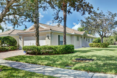 Hobe Sound Single Family Home For Sale: 3596 SE Glacier Terrace