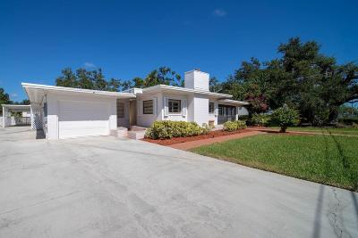 Fort Pierce Single Family Home For Sale: 106 Yacht View Lane