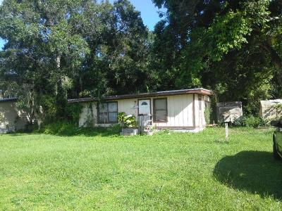 Stuart Single Family Home For Sale: 1238 SW Buckskin Trail