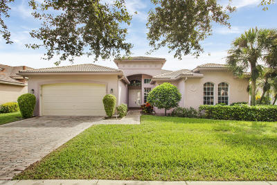 Delray Beach Single Family Home For Sale: 13582 Barcelona Lake Circle