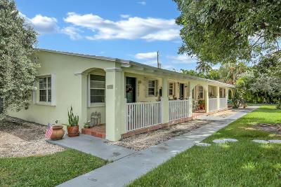 Boca Raton Multi Family Home For Sale: 424 NE Wavecrest Way