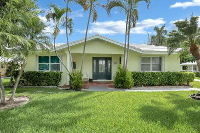Boca Raton Multi Family Home For Sale: 434 NE Wavecrest Way