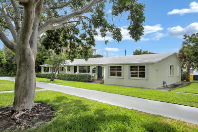 Boca Raton Multi Family Home For Sale: 444 NE Wavecrest Way