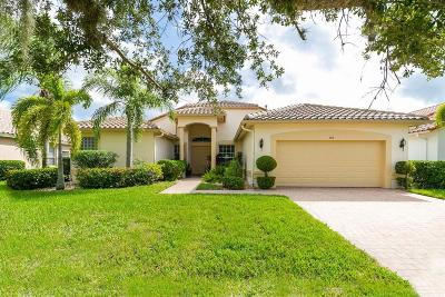 Port Saint Lucie Single Family Home For Sale: 388 NW Shoreview Drive