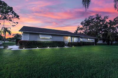 Stuart Single Family Home For Sale: 5124 SE Gem Drive