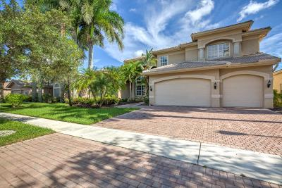 Broward County, Palm Beach County Single Family Home For Sale: 9648 Savona Winds Drive
