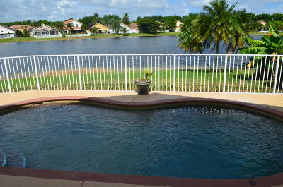 Lake Worth Single Family Home For Sale: 7952 La Rose Court
