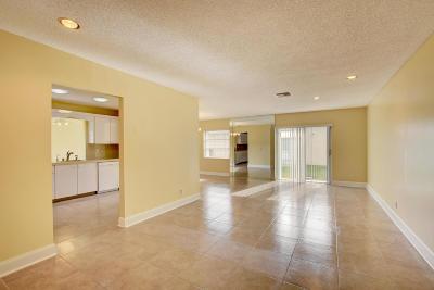 Delray Beach Single Family Home For Sale: 6299 Dusenburg Road