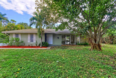 Palm Springs Single Family Home For Sale: 3120 Gulfstream Road